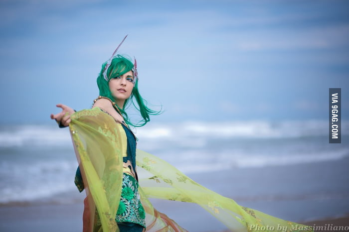 Rydia FF IV The After Years