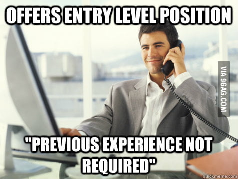 Good Guy Potential Employer? We need more of these