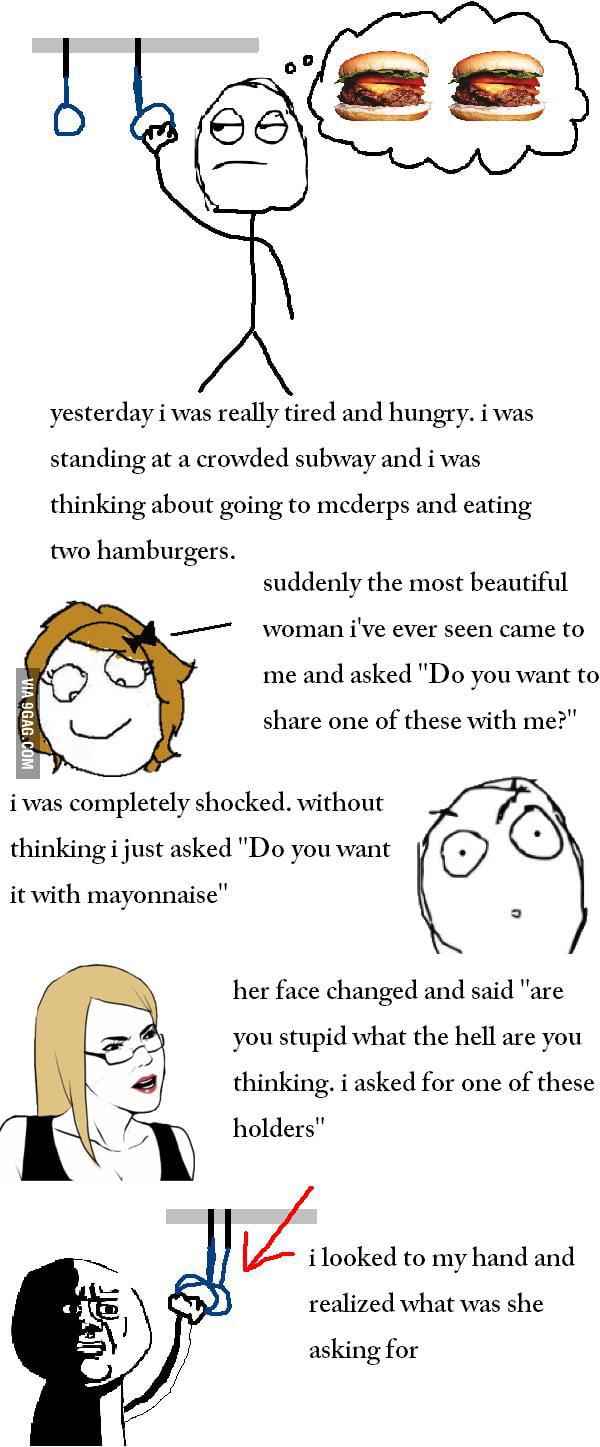 I'll never use subway again