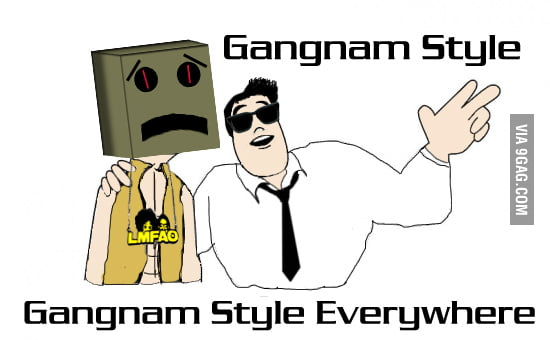 Gangnam Everywhere