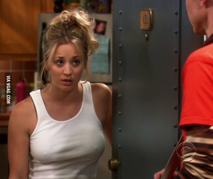 The only reason I watch The Big Bang Theory