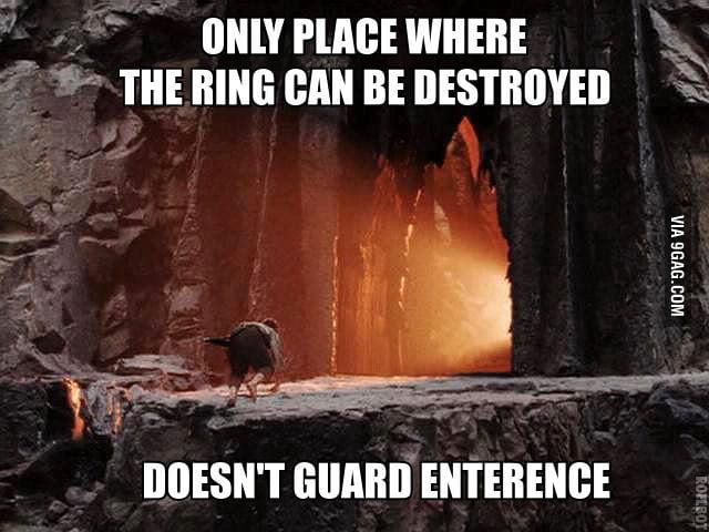 Genius Sauron
