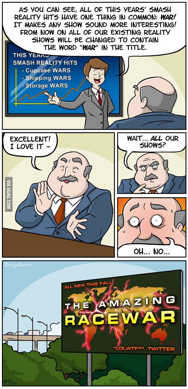 Reality Wars