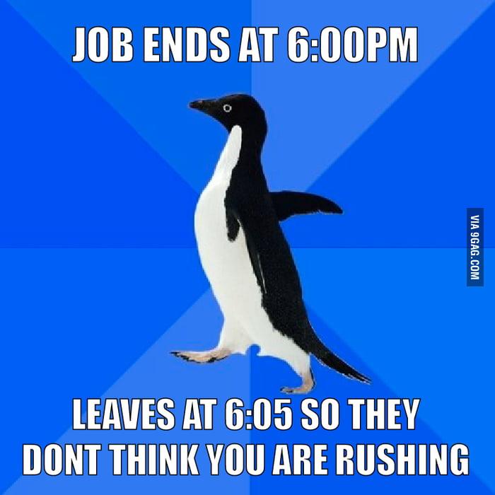 Me everyday...