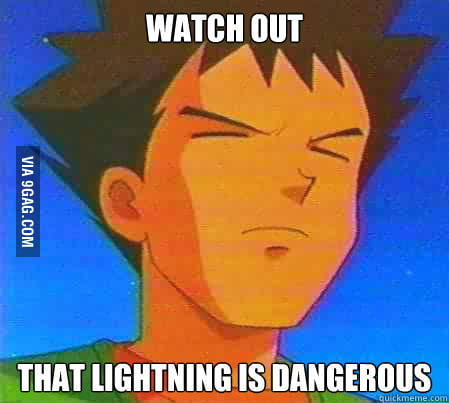 I remember when Brock threw out these words of wisdom...