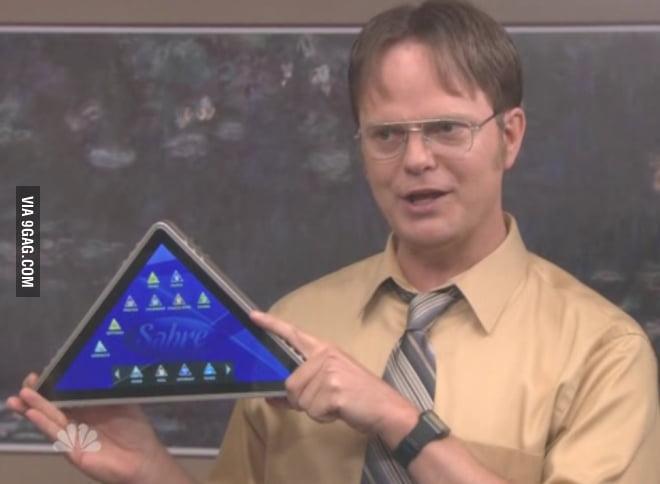 Samsung's new tablet design (after court ruling)