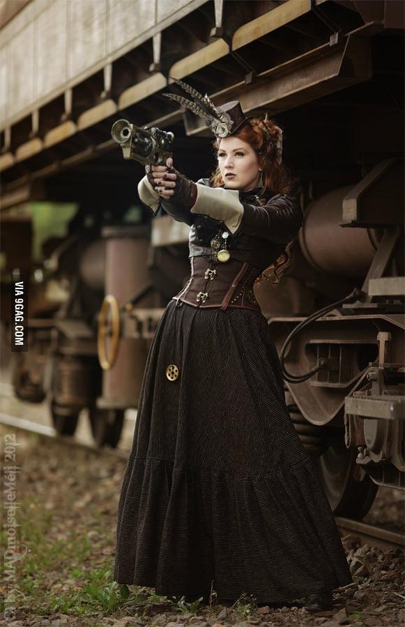 Huntress of Steammonsters II
