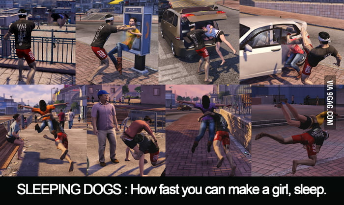 Sleeping Dogs logic