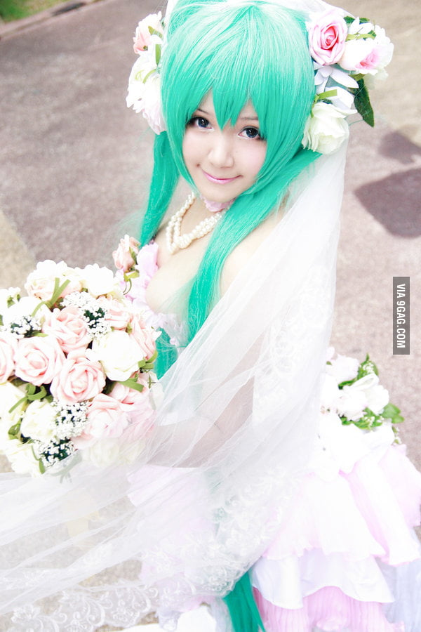 Vocaloid Wedding - Miku