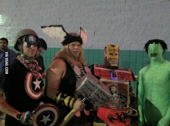 The Best Of All Avengers