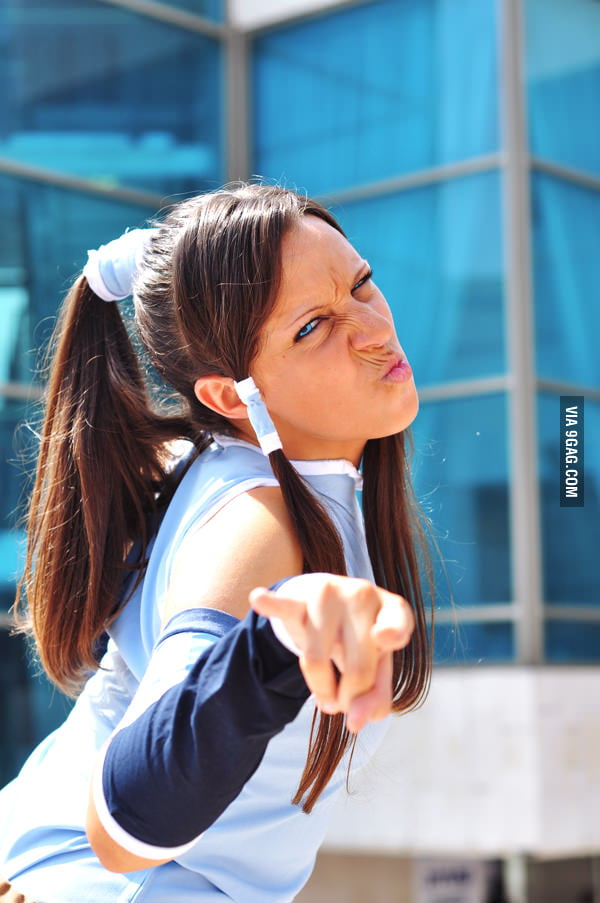 Korra - The Face