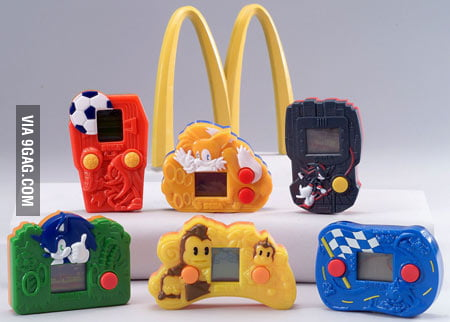The best Happy-Meals toys ever