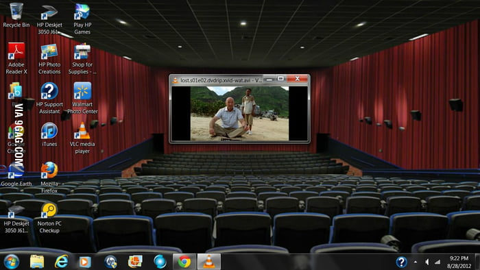 A home theater YOU can afford!