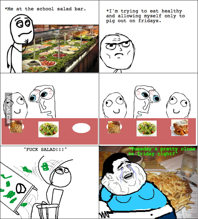 College food rage 9gag for Architecture students 9gag