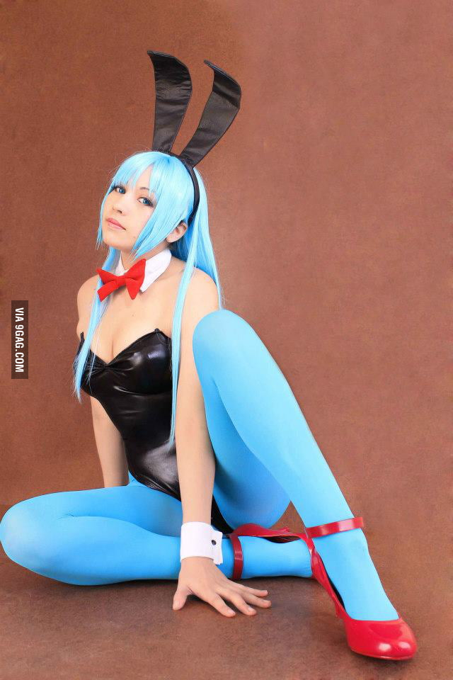 Bulma Dragon Ball Bunny