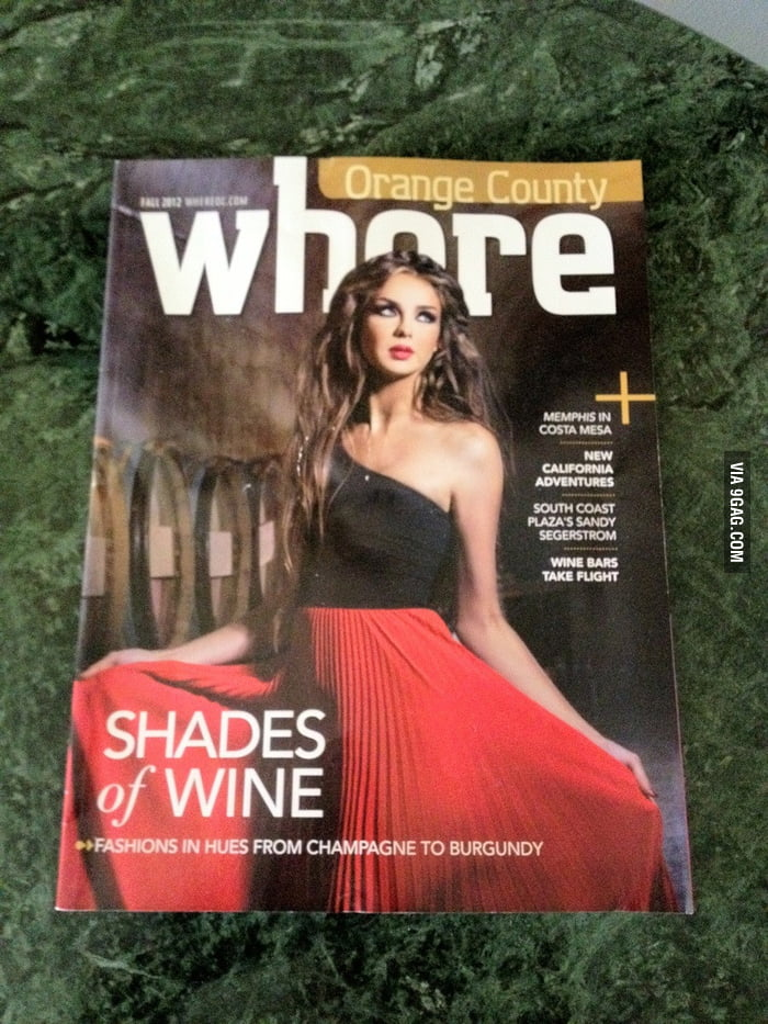 Took me a minute to figure out the name of this magazine