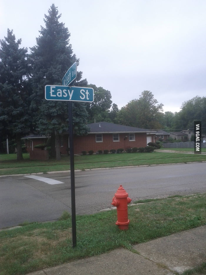 Hope all things of my life happen on this street.