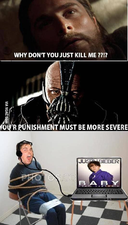 Bane's punishment
