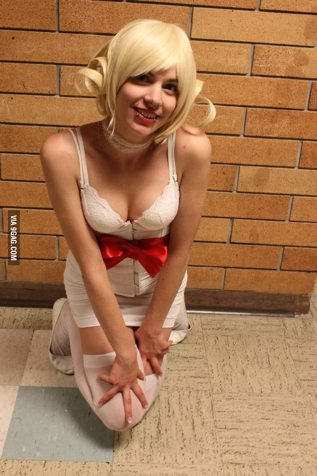 Catherine from Catherine (video game)