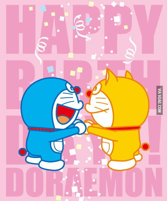 Happy Birthday, Doraemon!