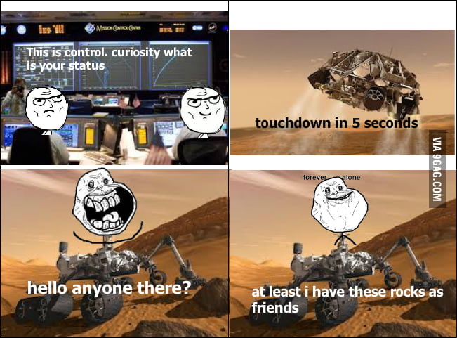Forever Alone Curiosity