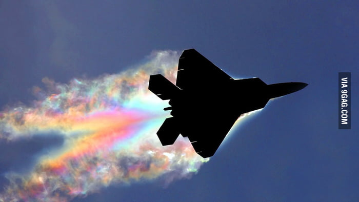 F**king awesome picture of jet