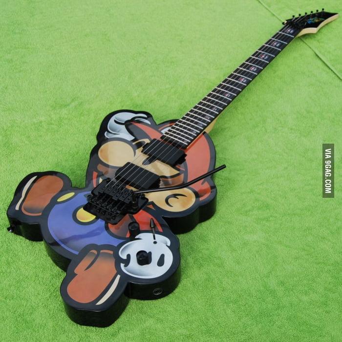 Super Mario Guitar