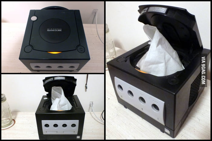 How to make use of a broken Gamecube