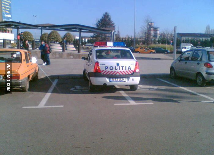 Police? WTF!