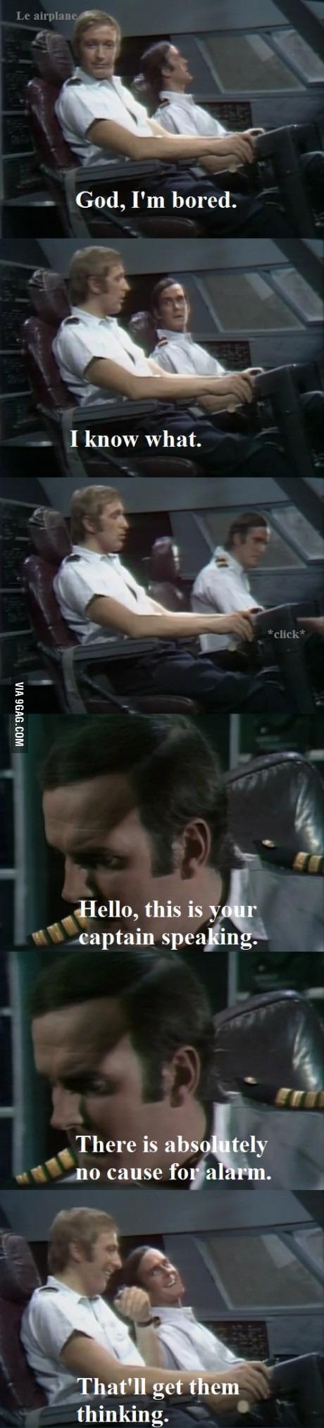 Naughty Pilots