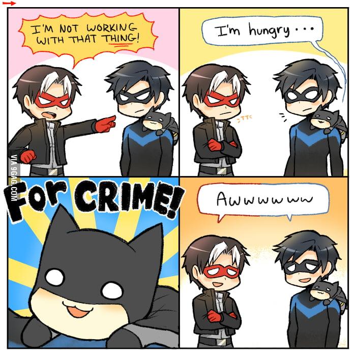 Yeaah Batman!