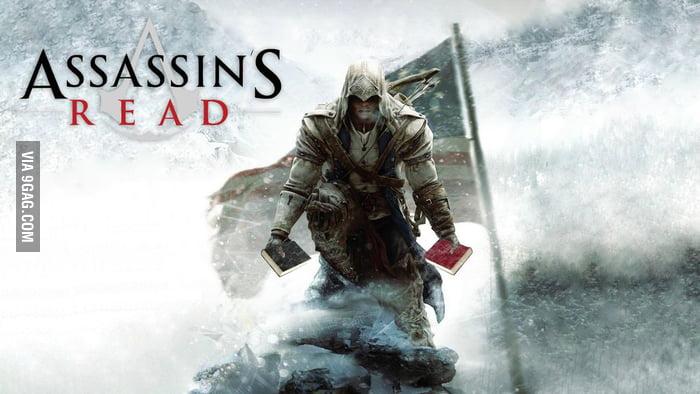 Assassin's Read