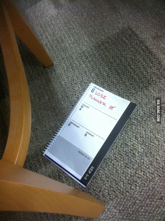 I found this on the common lounge floor. Well played.