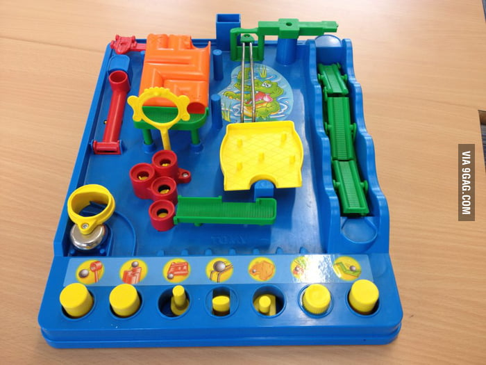 I love Screwball Scramble!