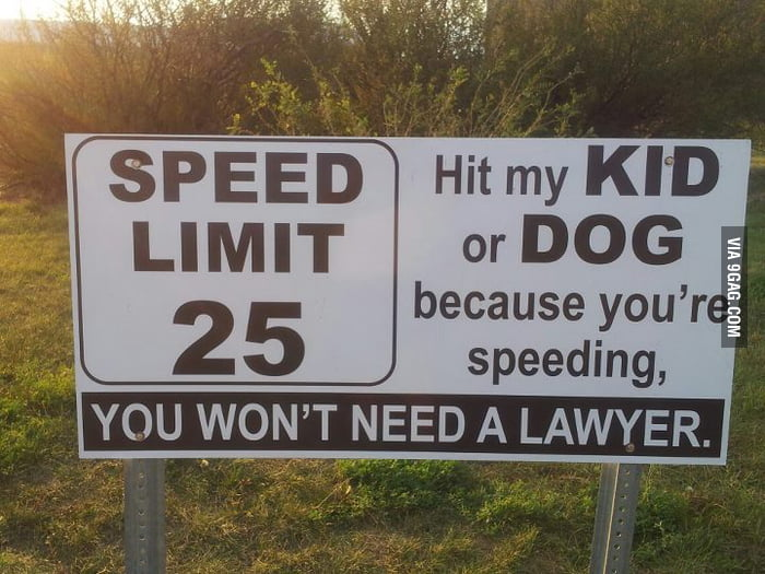 You won't need a lawyer.