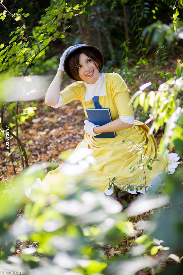 Jane Porter in Disney's Tarzan