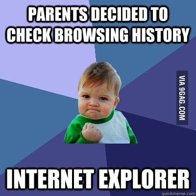 Google Chrome just saved me!