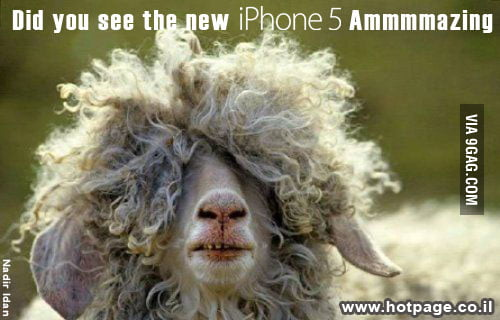 IPhone5 Ammmazing !!!