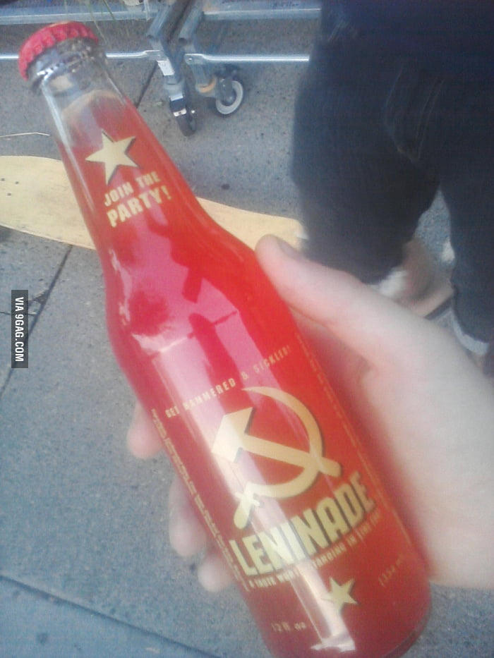 Official sponsor of the socialist party