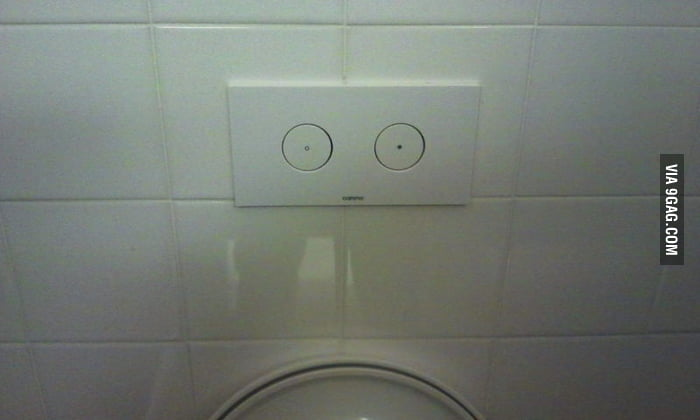 The toilet has seen unspeakable things.