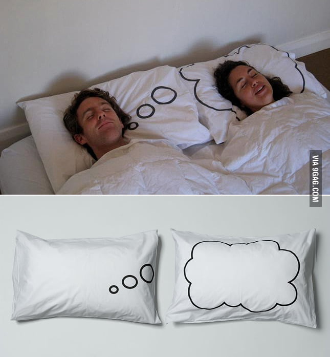 Overly attached girlfriend pillow