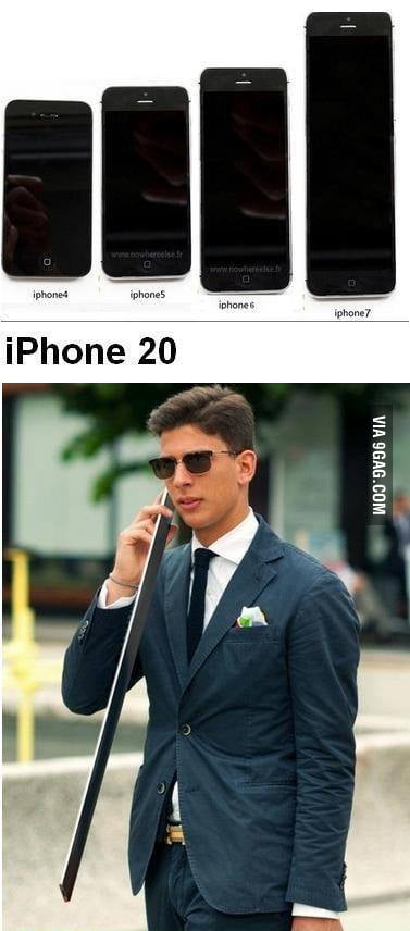 The new iphone20!