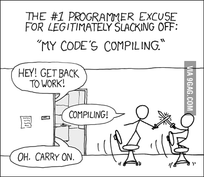 One of the reasons for me to be a software engineer