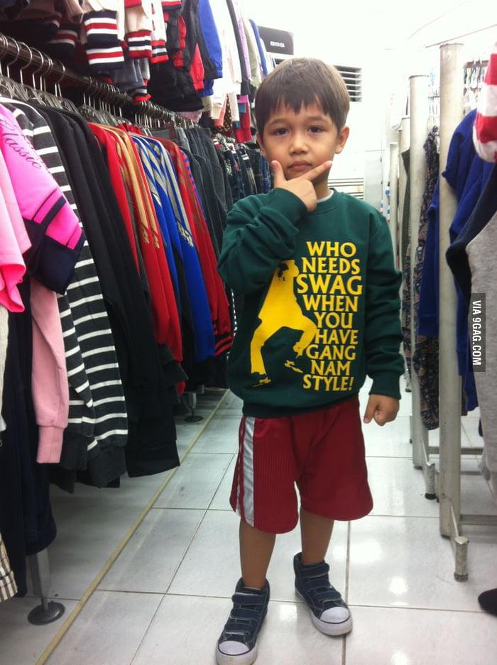 Who needs swag?