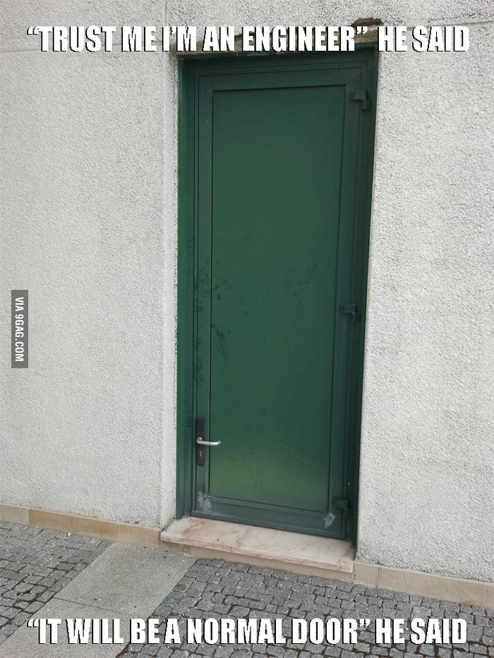 A Normal Door
