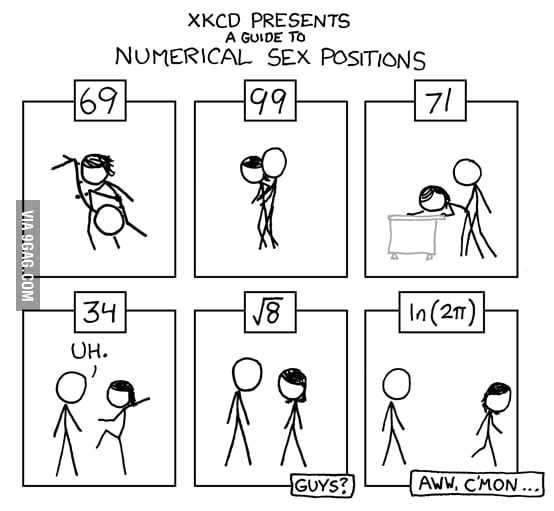 Numeral Sex Position