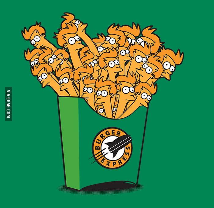 Box of Frys
