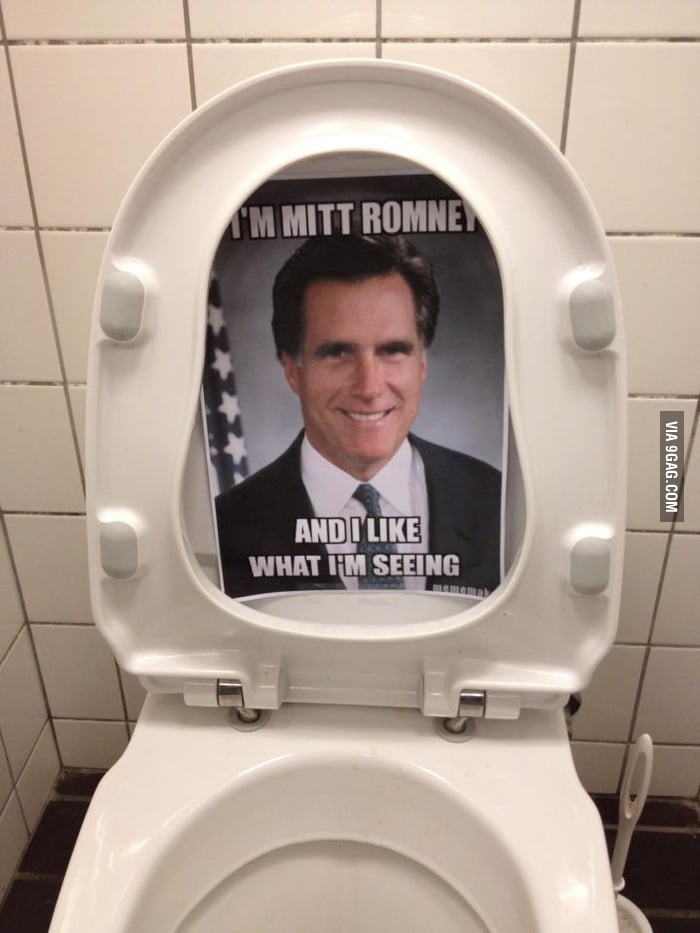 Mitt Romney approves