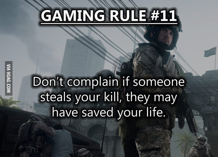 Gaming Rule