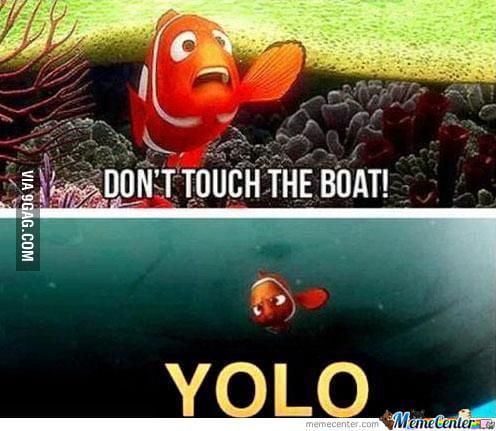 #YOLO Nemo